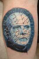 Pinhead by viptattoo