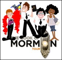 The Book of Mormon First National Tour Cast by Ciro1984