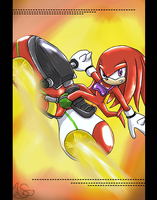 ZG Knuckles by SpaceFoxy