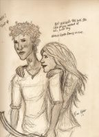 Kane I love you any more Sadie by The-Pacific-Panther