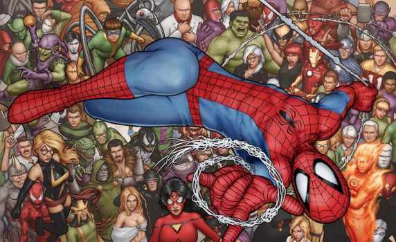 spider-man chronicle by johntylerchristopher