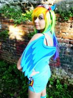 Rainbowdash by MarmeladePro