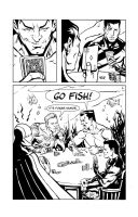 Go Fish by stokesbook