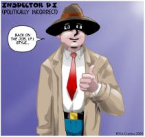 Inspector P.I. Returns by RNABrandEnt
