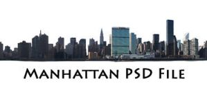 Manhattan PSD file by Funkybanana
