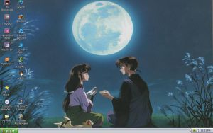 Inuyasha sept. desktop 2008 by Inuyashafanforever12