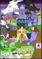 Peanut's Pokemon White Nuzlocke title page by Froodals