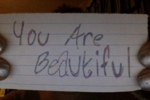 You Are Beautiful by buddygirl1004
