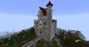 Minecraft Castle (0.3) by 22photo