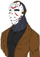 Jason Rape Face by Phycosmiley