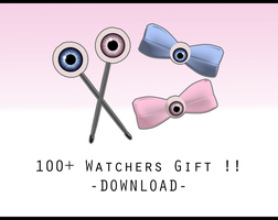 100+ Watchers Gift [ DOWNLOAD ] by Aia-Aria