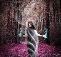 Mystical Whirlwind by pixie-stix-art