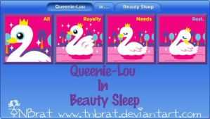 Queenie-Lou In BeautySleep by TNBrat