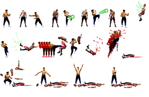 Johnny Cage's Shadows Fatality by jc013