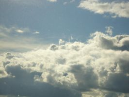 October's Clouds by ElJay57