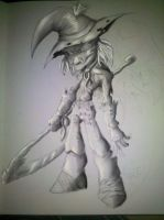 WiP Scarecrow 2 by DominicanFlavor
