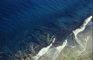 Lovers Leap, Guam, Downward by EnderTrouble