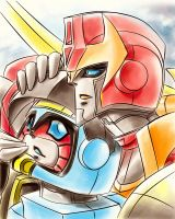 TFA Roddy and Hot Shot 2 by Aiuke