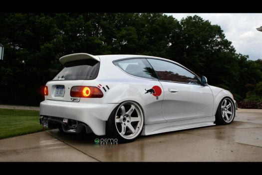Honda Civic EG by DemoDesign