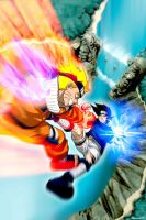 RASENGAN VS CHILDORI by thomasowen8
