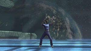 Rocket Raccoon Dcuo by Mike39201