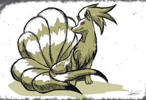 So I Heard U Like Ninetales by xxxDarkShinobixxx