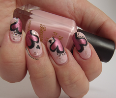My Love-story nails by Ithfifi