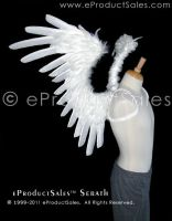 SERATH archangel feather wings by eProductSales