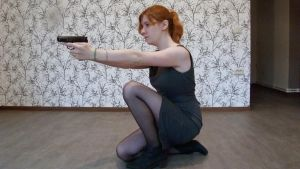 Agent Lisa 16 by Panopticon-Stock