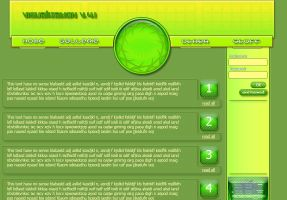 Interface Template 7 by Zerolein