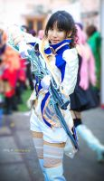 Musketeer from Granado Espada by HaineXjnh