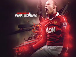 Rooney War Scream Sig by GreenMotion