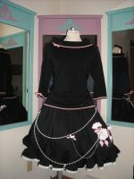 Fifties Poodle Skirt by spookydarling