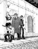 The Mafia by JustLex