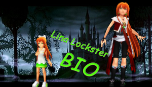 KH OC: Lina Lockster (VERY detailed) BIO. by VirtuousNamine