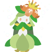 Lilligant Bubbles by Silverstream06