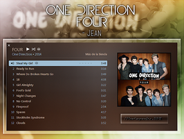 One Direction - FOUR by MidnightOfLove