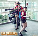 PAX09 - TF2 group by Jynxed-Art