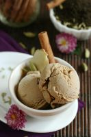 Chai Ice Cream by bittykate