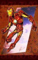 Ironman 2010 by skulljammer