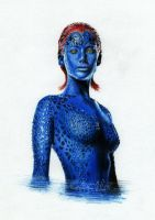 Mystique by cecilepellerinfrance