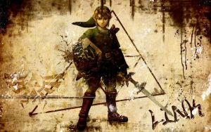 Link Wallpaper by Desidus