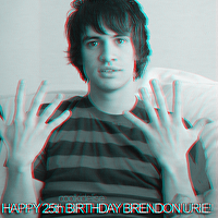 Happy 25th Birthday, Brendon Urie. by coolkidelise