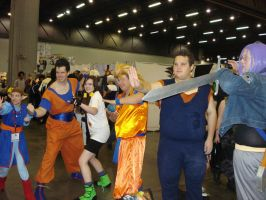 DBZ... messed up timeline? by katriona-katarina