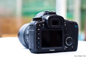 My new Canon EOS 7D by DPSparhawk