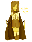 Yellow Topaz - Custom for ArtyRabbit by Gin-Tsubasa-Neko