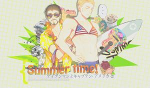Summer time! by Aleendy-Maiid