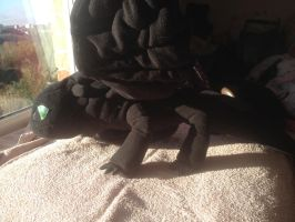 Toothless Wings by laurilolly-crafts