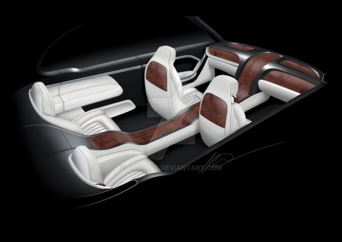 Bentley Sterling Interior 4 by carsrus