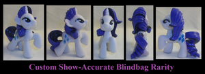 Show-Accurate Rarity by Gryphyn-Bloodheart